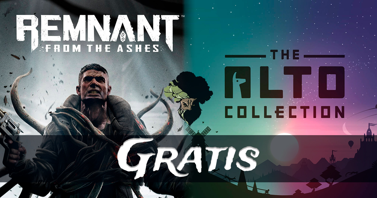 Remnant From the Ashes y The Alto Collection Gratis